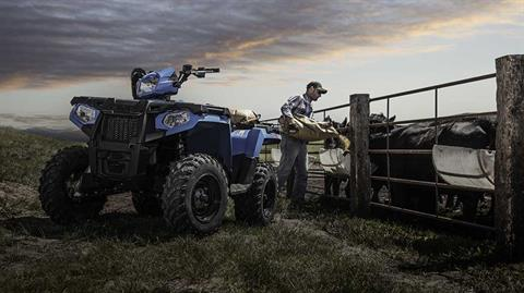2018 Polaris Sportsman 450 H.O. in Baldwin, Michigan