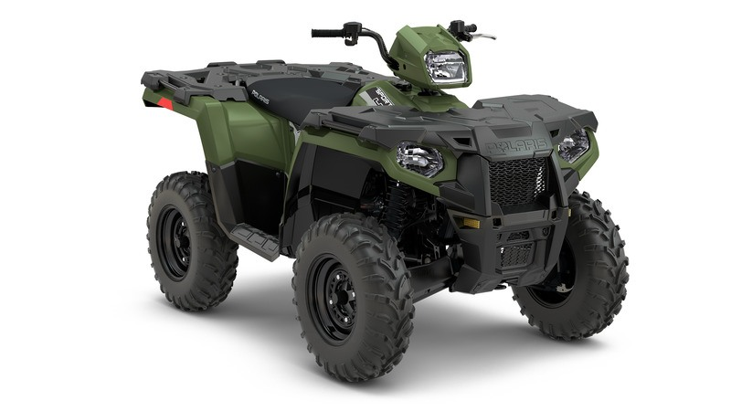 2018 Polaris Sportsman 450 H.O. in Littleton, New Hampshire