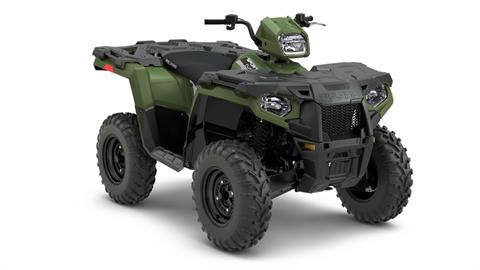 2018 Polaris Sportsman 450 H.O. in Greenville, North Carolina