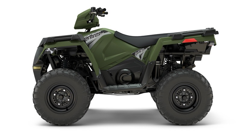 2018 Polaris Sportsman 450 H.O. in Hazlehurst, Georgia