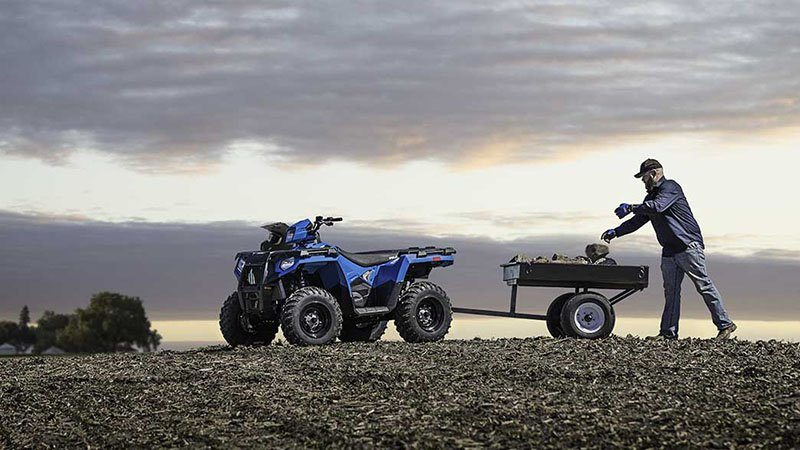 2018 Polaris Sportsman 450 H.O. in Auburn, California