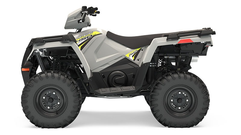 2018 Polaris Sportsman 450 H.O. EPS in Winchester, Tennessee - Photo 2