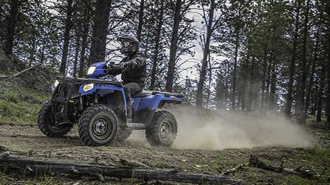 2018 Polaris Sportsman 450 H.O. EPS in Elkhorn, Wisconsin
