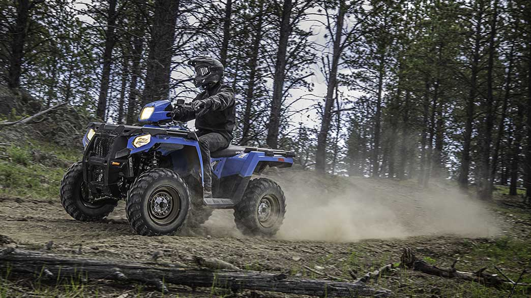 2018 Polaris Sportsman 450 H.O. EPS in Salinas, California