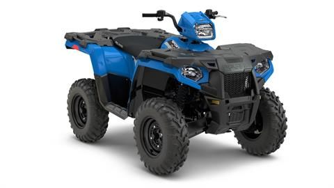 2018 Polaris Sportsman 450 H.O. EPS in Hancock, Wisconsin