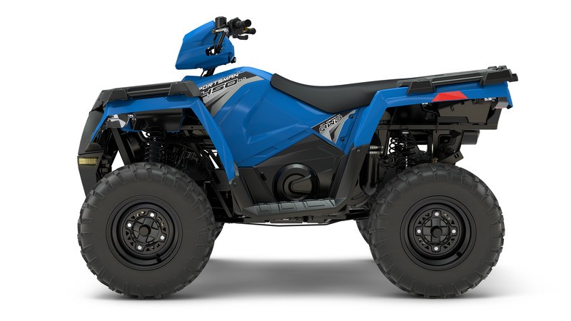 2018 Polaris Sportsman 450 H.O. EPS in Union Grove, Wisconsin