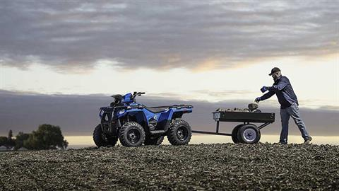 2018 Polaris Sportsman 450 H.O. EPS in Leland, Mississippi