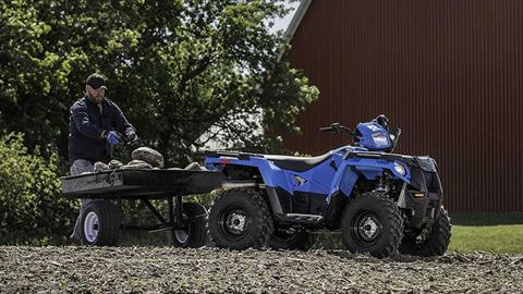 2018 Polaris Sportsman 450 H.O. EPS in Eagle Bend, Minnesota