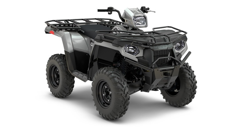 2018 Polaris Sportsman 450 H.O. Utility Edition in Barre, Massachusetts