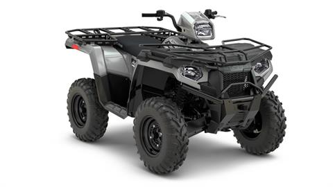 2018 Polaris Sportsman 450 H.O. Utility Edition in Munising, Michigan