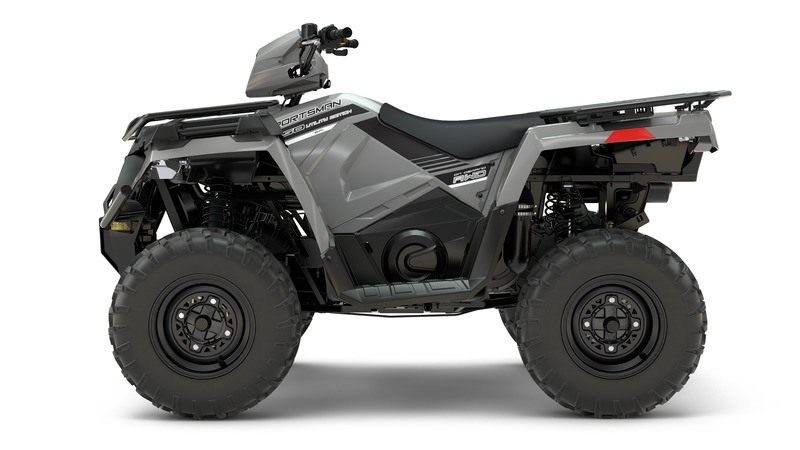 2018 Polaris Sportsman 450 H.O. Utility Edition in Hailey, Idaho
