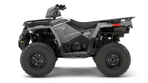 2018 Polaris Sportsman 450 H.O. Utility Edition in Hancock, Wisconsin