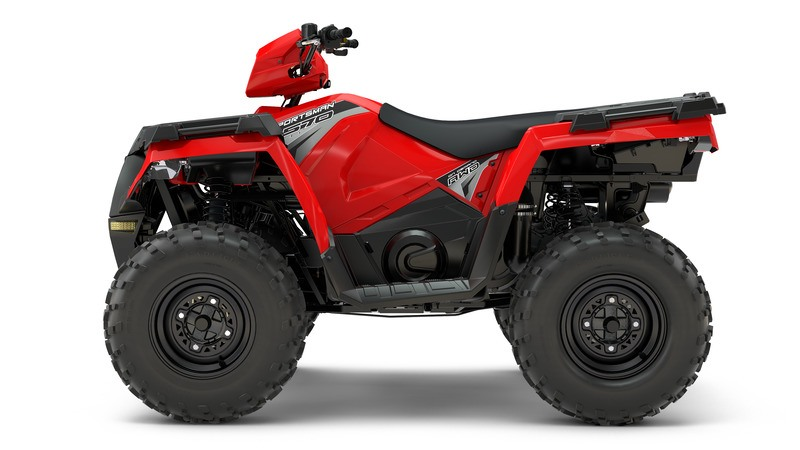 2018 Polaris Sportsman 570 in Calmar, Iowa