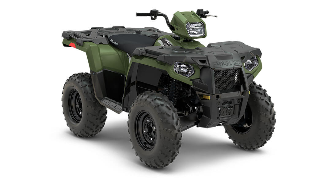 2018 Polaris Sportsman 570 in Ferrisburg, Vermont