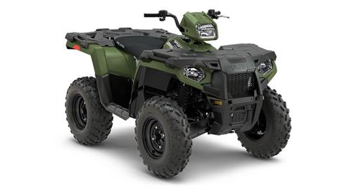 2018 Polaris Sportsman 570 in Lancaster, South Carolina