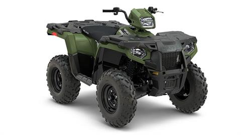 2018 Polaris Sportsman 570 in Powell, Wyoming