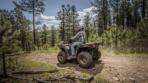 2018 Polaris Sportsman 570 EPS in Barre, Massachusetts
