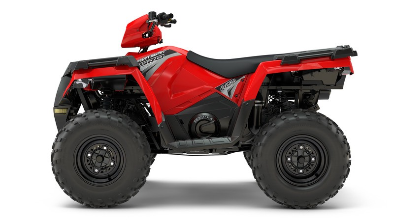 2018 Polaris Sportsman 570 EPS in Hancock, Wisconsin