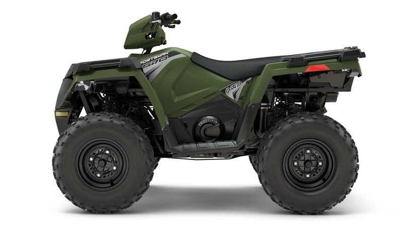 2018 Polaris Sportsman 570 EPS in Bennington, Vermont
