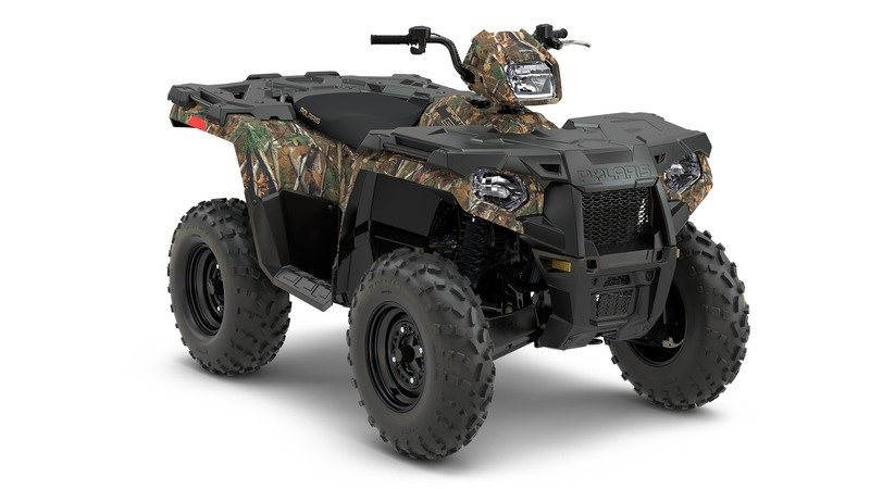 2018 Polaris Sportsman 570 EPS Camo in Newport, New York
