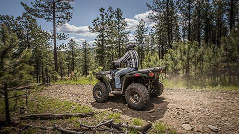 2018 Polaris Sportsman 570 EPS Camo in Fond Du Lac, Wisconsin - Photo 11