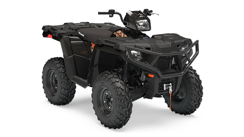 2018 Polaris Sportsman 570 EPS LE in Monroe, Washington