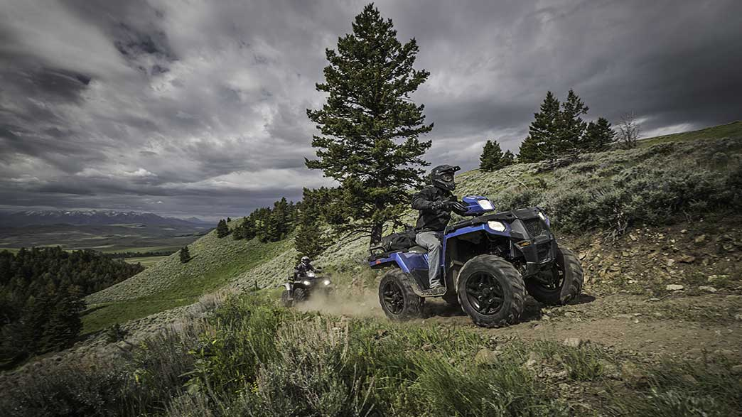 2018 Polaris Sportsman 570 SP in Elkhorn, Wisconsin