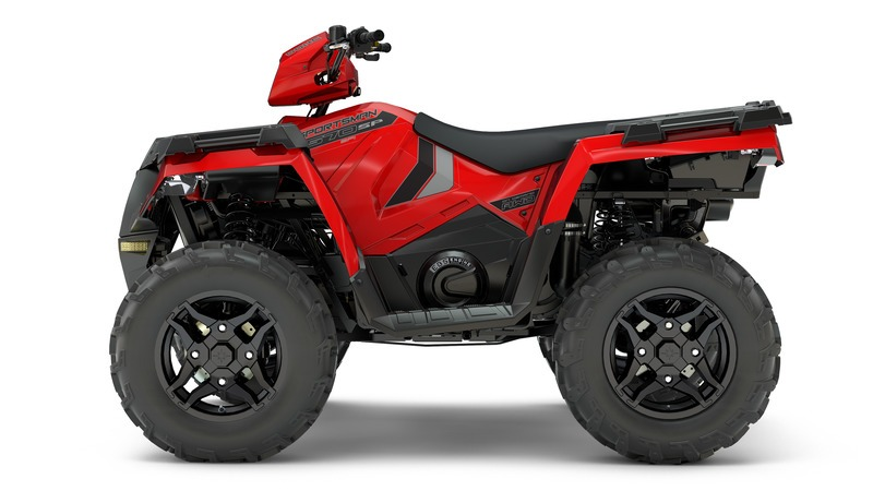 2018 Polaris Sportsman 570 SP in Fairview, Utah