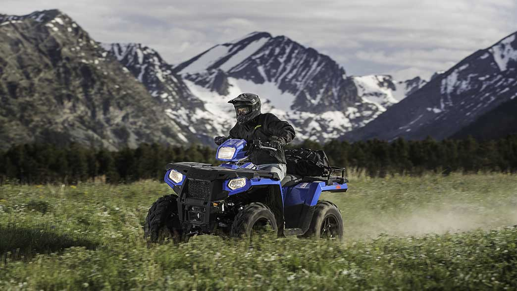 2018 Polaris Sportsman 570 SP Hunter Edition in Bolivar, Missouri