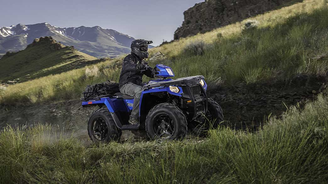 2018 Polaris Sportsman 570 SP Hunter Edition in Bennington, Vermont