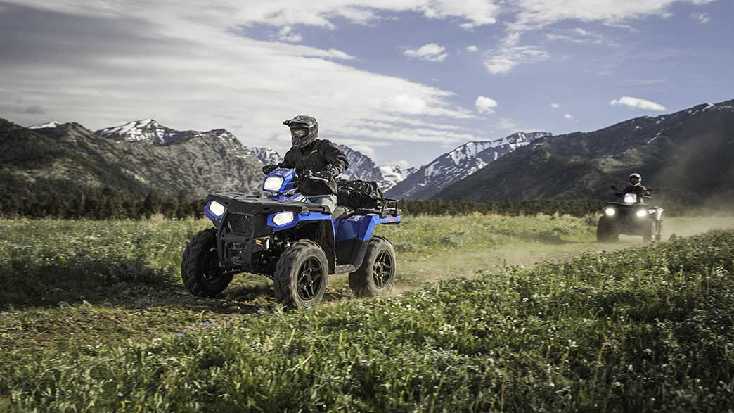2018 Polaris Sportsman 570 SP Hunter Edition in Petersburg, West Virginia