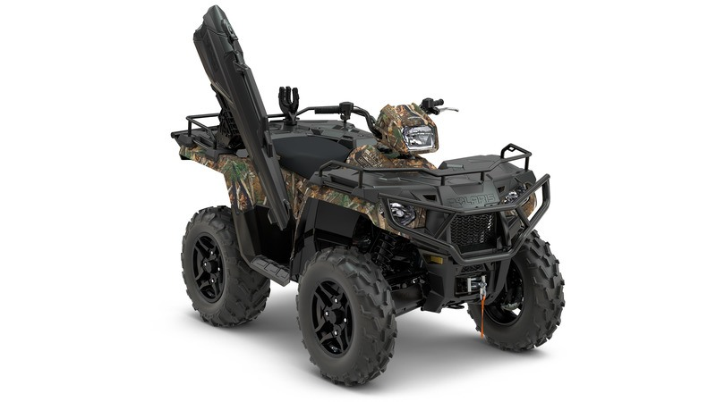 2018 Polaris Sportsman 570 SP Hunter Edition in Ukiah, California