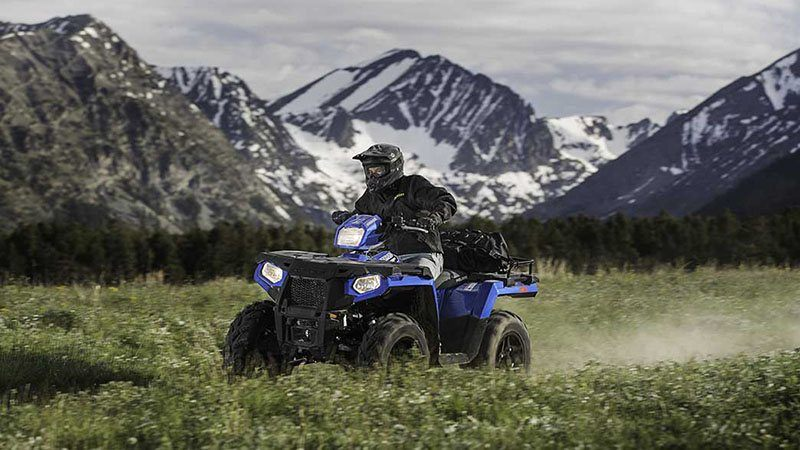 2018 Polaris Sportsman 570 SP Hunter Edition in Caroline, Wisconsin