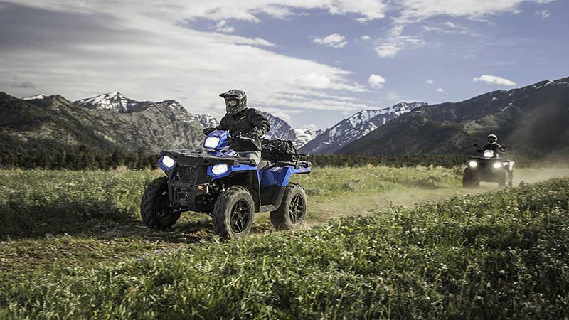 2018 Polaris Sportsman 570 SP Hunter Edition in Sterling, Illinois