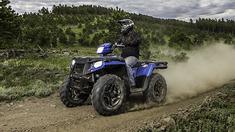 2018 Polaris Sportsman 570 SP Hunter Edition in Centralia, Washington