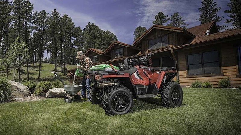2018 Polaris Sportsman 570 SP Hunter Edition in Tyrone, Pennsylvania