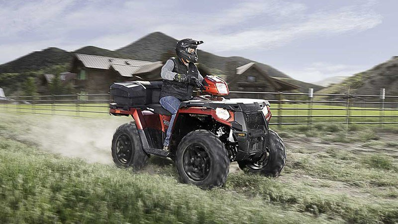 2018 Polaris Sportsman 570 SP Hunter Edition in Chippewa Falls, Wisconsin