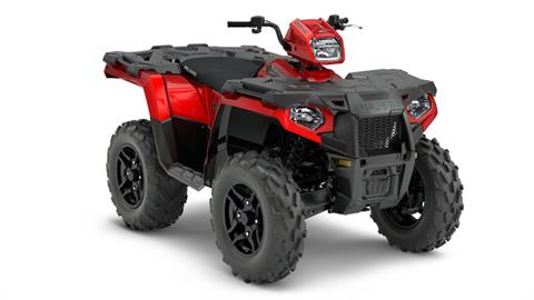 2018 Polaris Sportsman 850 in Monroe, Michigan