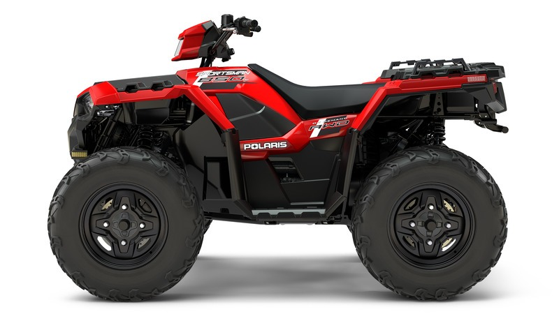 2018 Polaris Sportsman 850 in Ironwood, Michigan