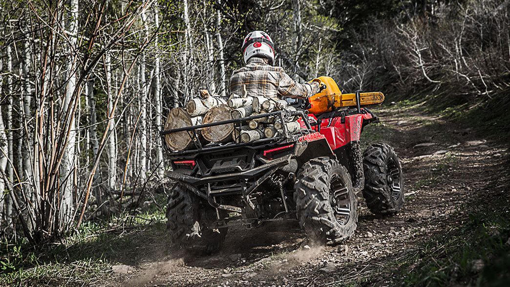 2018 Polaris Sportsman 850 in Saucier, Mississippi