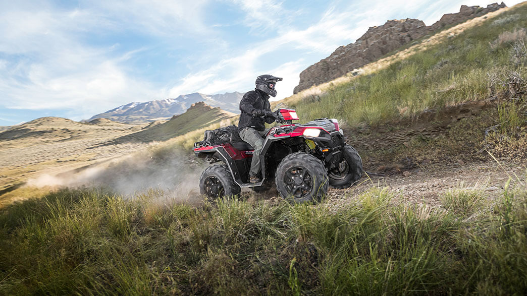 2018 Polaris Sportsman 850 in Marietta, Ohio