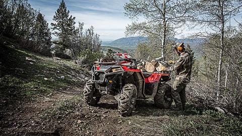 2018 Polaris Sportsman 850 in Jones, Oklahoma