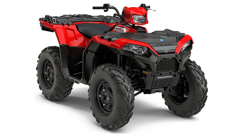 2018 Polaris Sportsman 850 in Bigfork, Minnesota - Photo 1