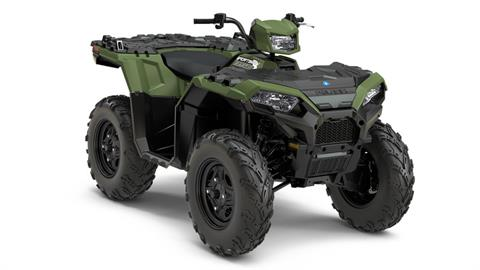 2018 Polaris Sportsman 850 in Adams, Massachusetts