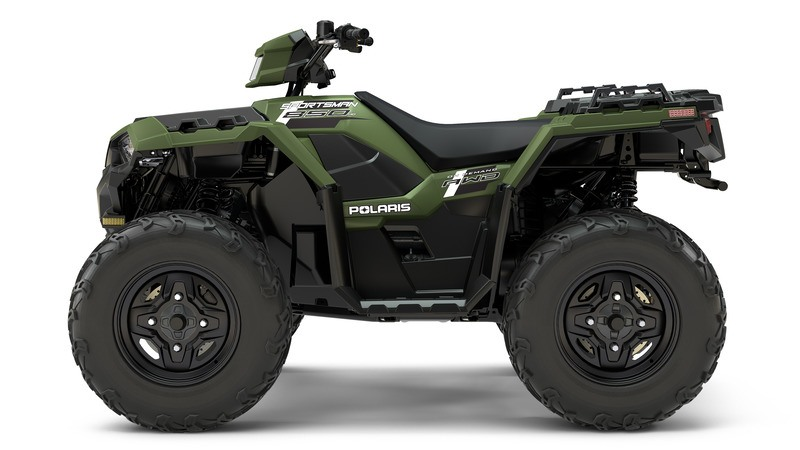 2018 Polaris Sportsman 850 in Brewster, New York