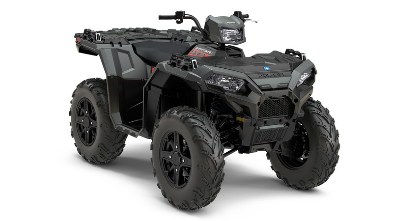 2018 Polaris Sportsman 850 SP 1