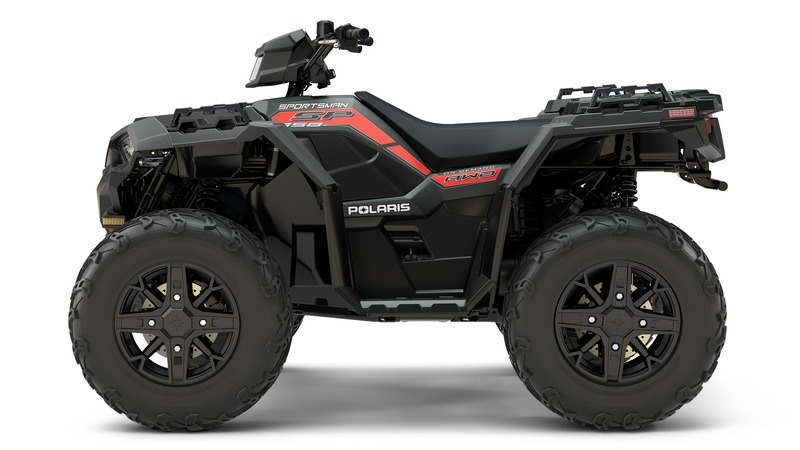 2018 Polaris Sportsman 850 SP in Hillman, Michigan