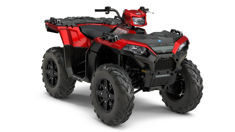 2018 Polaris Sportsman 850 SP in Fond Du Lac, Wisconsin
