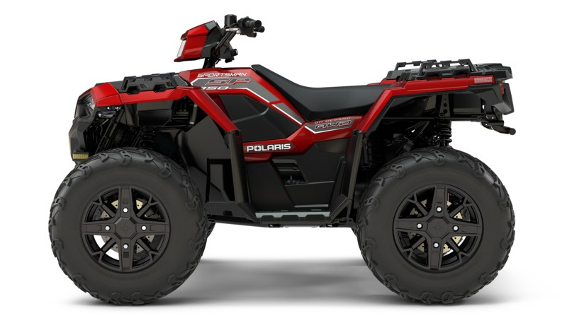 2018 Polaris Sportsman 850 SP in Jones, Oklahoma