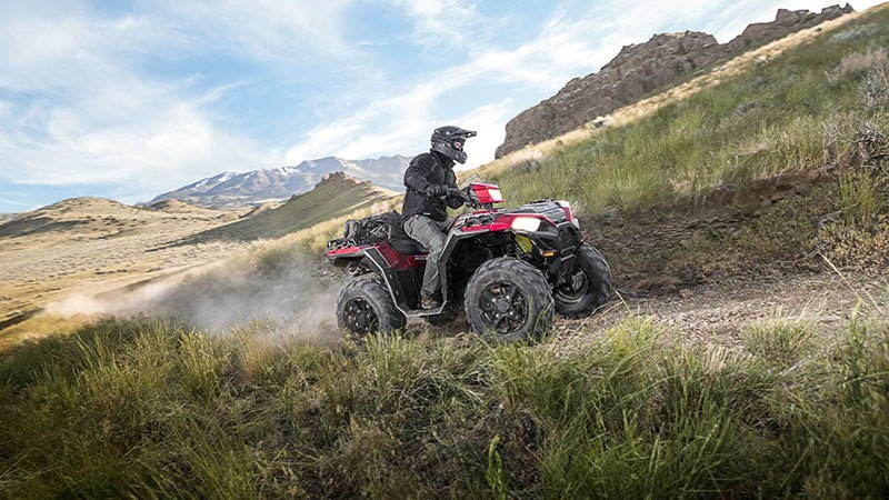 2018 Polaris Sportsman 850 SP in Danbury, Connecticut